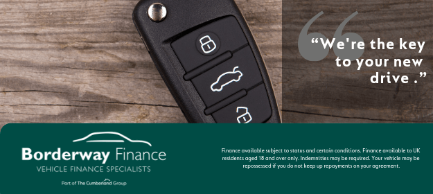 Borderway Finance - Vehicle Finance Specialists